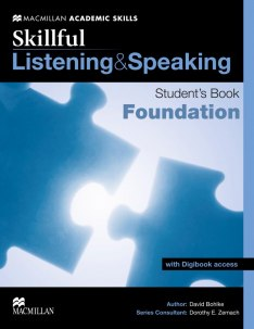 Skillful: Listening and Speaking Foundation Student's Book with Digibook access