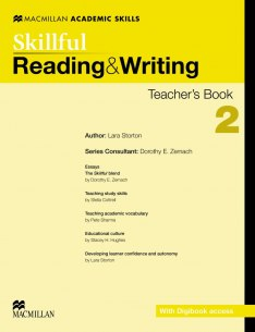 Skillful: Reading and Writing 2 Teacher's Book with Digibook access