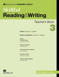 Skillful: Reading and Writing 3 Teacher's Book with Digibook access