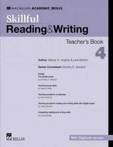 Skillful: Reading and Writing 4 Teacher's Book with Digibook access