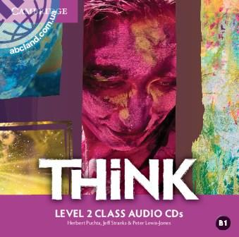 Think 2 Class Audio CDs