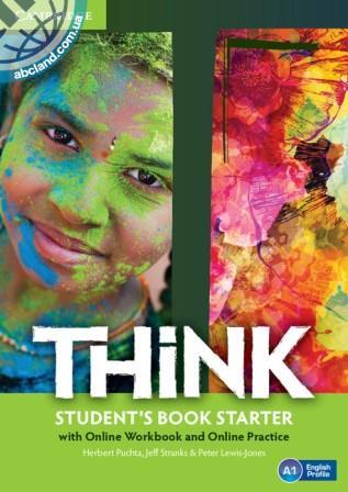 Think Starter Student's Book + Online Workbook + Online Practice
