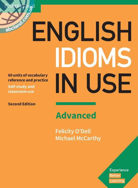 English Idioms in Use 2nd Edition Advanced + key