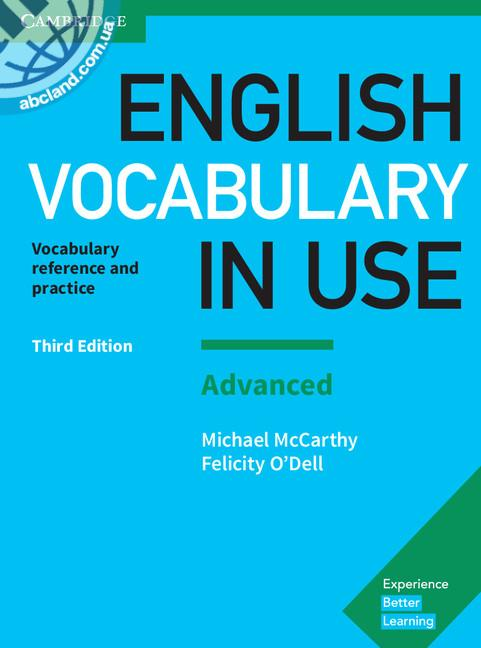 English Vocabulary in Use 3rd Edition Advanced + key