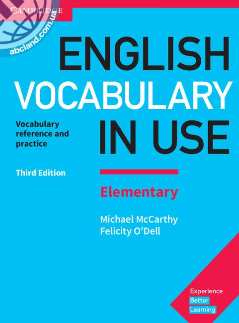 English Vocabulary in Use 3rd Edition Elementary + key