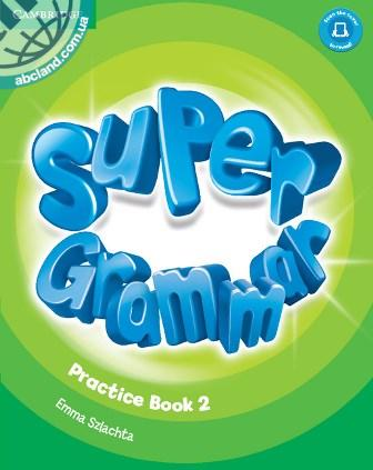 Super Minds 2 Super Grammar