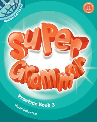 Super Minds 3 Super Grammar