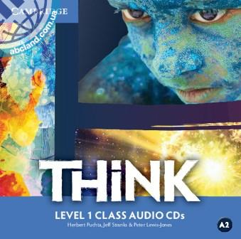 Think 1 Class Audio CDs