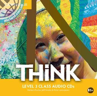 Think 3 Class Audio CDs