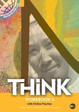 Think 3 Workbook + Online Practice