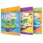 Четвертое изданиеFun for Starters, Movers and Flyers – яркое и привлекательное