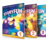 Storyfun – учебники для подготовки к Cambridge English YLE (Starters, Movers, Flyers)