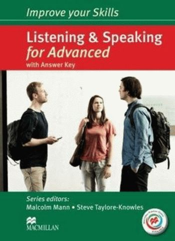 Improve your Skills: Listening and Speaking for Advanced with answer key