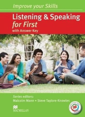 Improve your Skills: Listening and Speaking for First with answer key