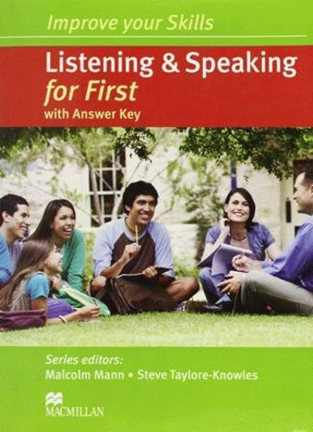 Improve your Skills: Listening and Speaking for First with answer key and Audio CDs