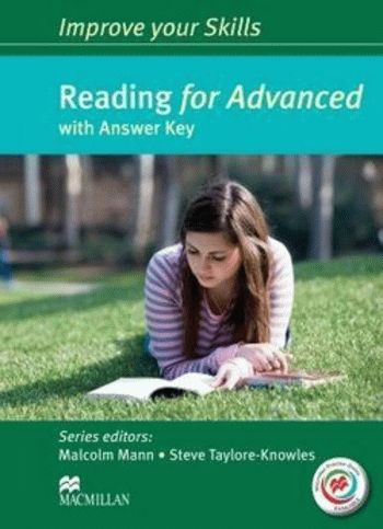 Improve your Skills: Reading for Advanced with answer key and Macmillan Practice Online