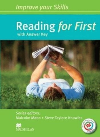 Improve your Skills: Reading for First with answer key and Macmillan Practice Online