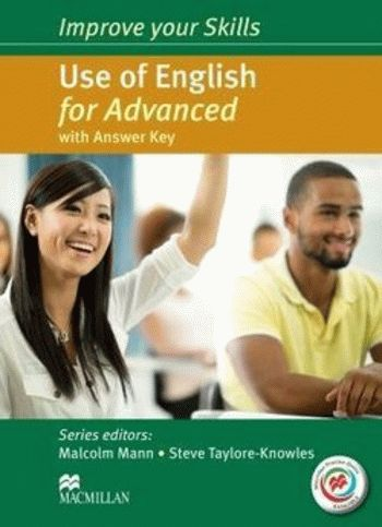 Improve your Skills: Use of English for Advanced with answer key and Macmillan Practice Online