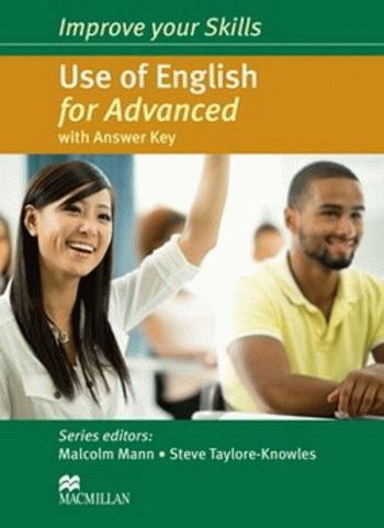 Improve your Skills: Use of English for Advanced with answer key