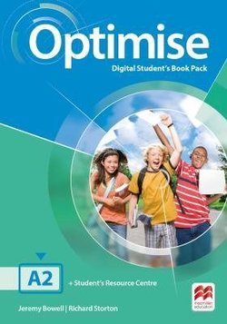 Optimise A2 Digital Student's Book Pack
