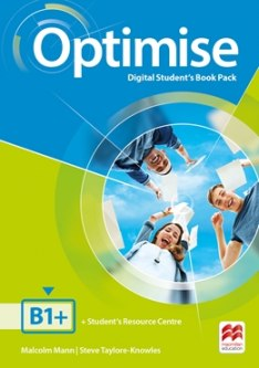 Optimise B1+ Digital Student's Book Pack