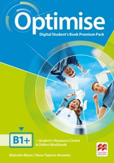 Optimise B1+ Digital Student's Book Premium Pack
