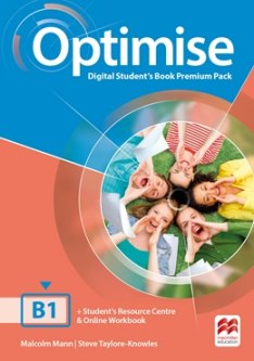 Optimise B1Digital Student's Book Premium Pack