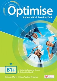 Optimise B1+ Student's Book Premium Pack