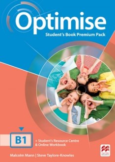 Optimise B1 Student's Book Premium Pack