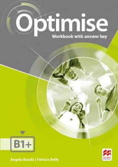 Optimise B1+ Workbook with key