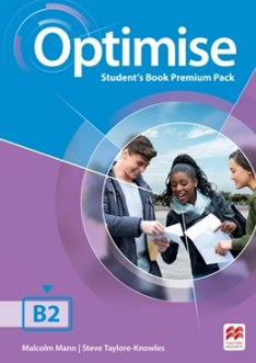 Optimise B2 Student's Book Premium Pack