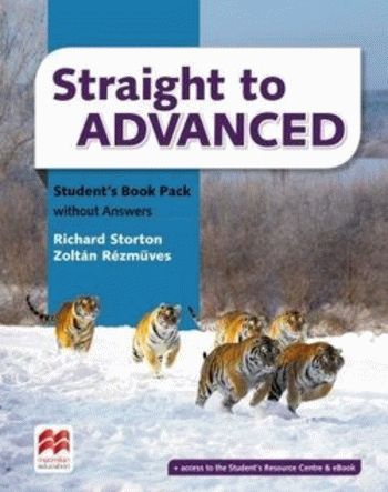Straight to Advanced Digital Student's Book Pack (Internet Access Code Card)