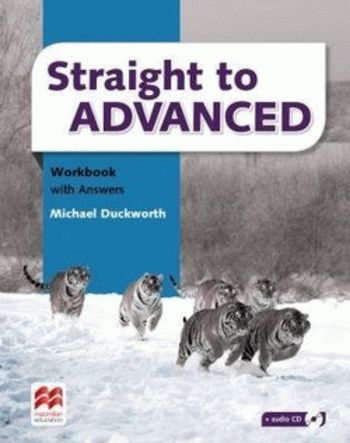 Straight to Advanced Online Workbook Pack