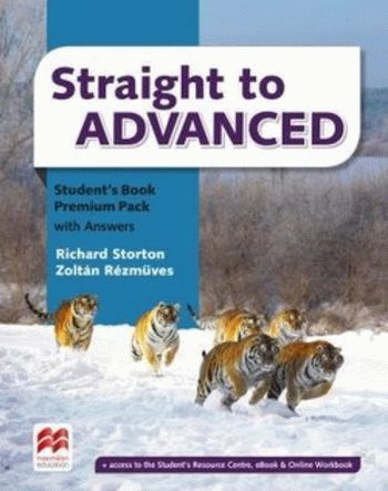 Straight to Advanced Student's Book with Answers Premium Pack