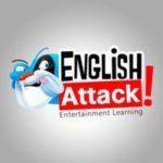 """Английский разговорный интенсив """"English Attack!"""""""