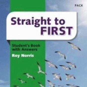 Новый курс Straight to Firstдля подготовки к Cambridge English First