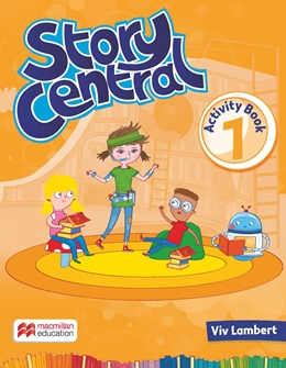 Story Central 1 Activity Book