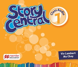 Story Central 1 Class Audio CDs (2)