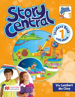 Story Central 1 Student Book Pack with eBook