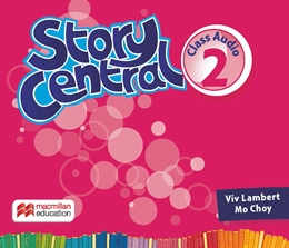 Story Central 2 Class Audio CDs (2)