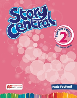 Story Central 2 Teacher Edition Pack with eBook