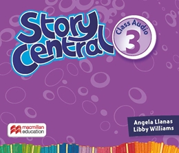 Story Central 3 Class Audio CDs (2)
