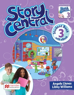 Story Central 3 Student Book Pack with eBook
