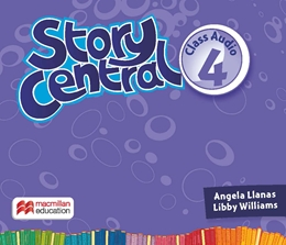 Story Central 4 Class Audio CDs (2)