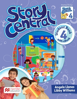 Story Central 4 Student Book Pack with eBook