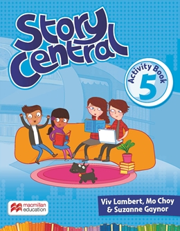 Story Central 5 Activity Book