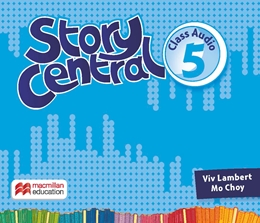 Story Central 5 Class Audio CDs (2)