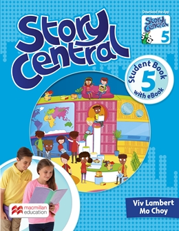 Story Central 5 Student Book Pack with eBook