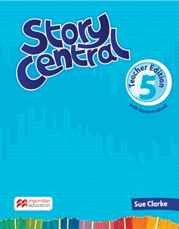 Story Central 5 Teacher Edition Pack with eBook