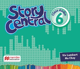 Story Central 6 Class Audio CDs (2)